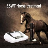 Quality ESWT shockwave vet treatment veterinary extracorporeal shock wave therapy machine horse racing for animal wholesale