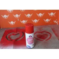 Quality Fluorescent Water Based Spray Paint Washable Chalk Paint For Kids wholesale