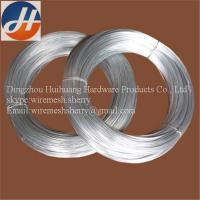 China 14 gauge galvanized wire(really factory) on sale