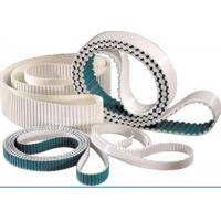 Quality Welded Ended Anti Hydrolyze PU Polyurethane Timing Conveyor Belts / Polyurethane Timing Belt wholesale
