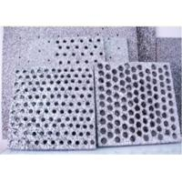 Quality Perforated Aluminium Foam Panels 1mm~200mm Thickness Custom Perforated Hole Dia wholesale