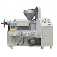Quality 11 KW AMS-160A Automatic Screw Oil Press Machine for Vegetable Seeds , Coconut wholesale