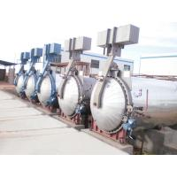 Quality Industrial Concrete Autoclave Ø 3.2m / AAC Block Plant To Aerated Concrete Block wholesale
