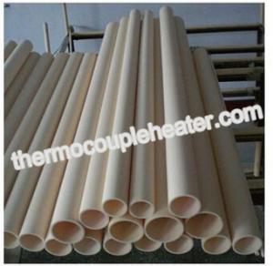 Quality long life alsint 99.7% alumina ceramic tube Thermocouple Components wholesale