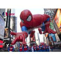 Quality Exhibition Giant  Inflatable Cartoon Characters Customing Inflatable Spiderman wholesale