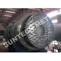 Quality 20 Tons Falling Film Evaporator 660 sqm For MDI Industry wholesale