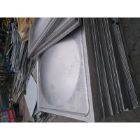 Quality Anodization Sheet Metal Press Parts , Stamping Metal Process For Locomotive Parts wholesale