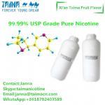 Quality Xi'an Taima 99.99% USP Grade Pure Nicotine wholesale