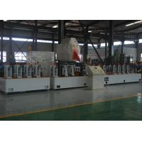 Quality High Speed Industrial Tube Mills , Pipe Milling Machine 15×15-60×60mm Pipe Size wholesale