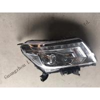 China Original Size PP Material Head Lamp For Nissan Navara 2016 Auto Car on sale