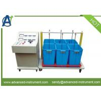 Quality 30KV Insulating Boots and Gloves Withstand Voltage Test Bench for 3 Pairs wholesale