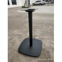 China Square Bar Table Outdoor Patio Table Steel Table Legs Metal Furniture Parts on sale
