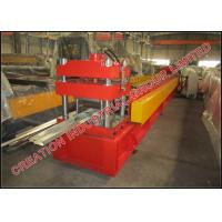 Quality Professional Door Frame Roll Forming Machine Cold Roll Former 220V / 380V wholesale