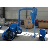 Quality Sawdust Wood Recycling Equipment Hammer Mill For Biomass Materials Grinding wholesale
