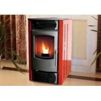 Quality Professional Compact Pellet Stove Freestanding , Wood Pellet Burning Stoves wholesale