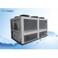 Quality 424KW Air Cooled Water Chiller Air Cond Chiller Adjustable Old Water Temp 72.9 CMH wholesale