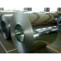 Quality F12 Hot Dipped Galvanized Steel Coils For Industrial Freezers wholesale