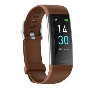 Quality Fitness Tracker TELEC Ble5.0 Waterproof Sports Smartwatch 105mAh wholesale