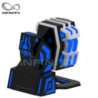 Quality Anti - Winding 1 Person VR Motion Simulator For Hotel , Museum , School wholesale