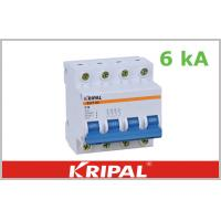 Buy cheap Commercial Automatic Miniature Circuit Breaker Electrical MCB 6000A from wholesalers