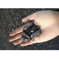 Quality Granulated Calcined Anthracite Coal / Anthracite Filter Media Large Surface Area wholesale
