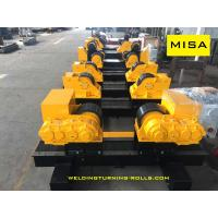 Quality Hydraulic Tank Fit Up Rolls For Wind Tower Production Pipe Fit Up Growing Line wholesale