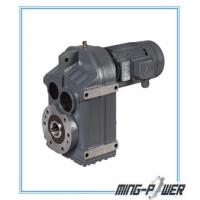 China F Series Parallel Shaft Helical Geared Motor on sale