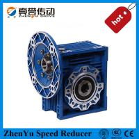 Quality Miniature Worm Gear Gearbox Speed Reducer For Petrochemical Industrial wholesale