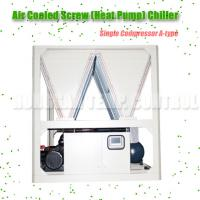 Quality 3 Phase 50Hz Industrial Water Chiller Single Screw With Air Cooling wholesale