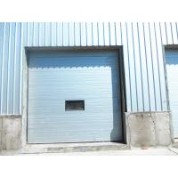 Cheap Industrial Insulated Sectional Garage Doors 4500mm x 4500mm Polyurethane Foam for sale