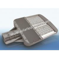Quality Waterproof 48W Solar LED Street Light 4600 lm Initial Lumen With 45mil Chips wholesale