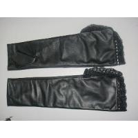 Quality Fashion Leather Gloves (A1593) wholesale