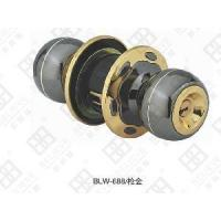 Quality Stainless Steel Roundness Door Lock (BLW-688(BN/SB)) wholesale