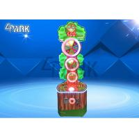 Quality Lucky Tree Lottery Tickets Arcade Games Machines With LED Sound Cotrol wholesale