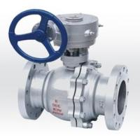 Quality Flange Floating Ball Valve Carbon Steel Q341F/H/Y-300Lb / Forged Ball Valve wholesale