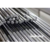 Quality 4140 4130 Steel Round Bar , AISI 4140 Round Bar Black / Peeled Surface wholesale
