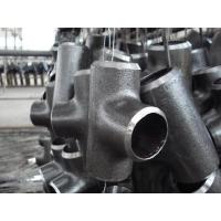 Quality Stainless Steel Tee Butt Welding Tee ASTM A403 ASME B16.9 WPXM-19 wholesale