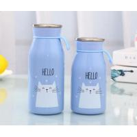 China Vacuum Insulated Kids Sports Water Bottle Double Wall Stainless Steel Material on sale