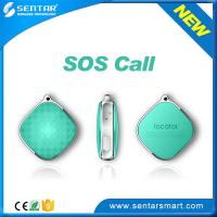 Quality Small sim card kids gps tracker with monitoring call geo fence alarm realtime tracking functions wholesale