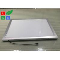 Quality Low Flickering LED Snap Frame Light Box 30mm Frame Width For Display Rack Top wholesale