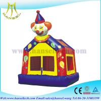 China Hansel china new design big inflatable slide playground for kids for sale on sale