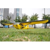 Quality 2.4Ghz 4ch Mini Piper J3 Cub Radio Controlled Aerobatic Planes With Electric Motors wholesale
