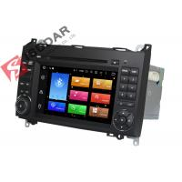 Quality Built In Radio Tuner Isudar Mercedes Benz Car DVD Player For B200 Heat Dissipation wholesale