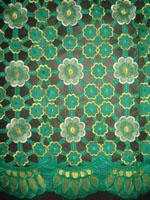 Quality Handcut Lace Fabric wholesale