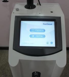 Quality medical laser skin tightening wrinkles removal RF Pipe Fractional CO2 Laser wholesale