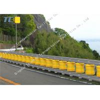 China High Safety Rolling Guardrail Barrier Anti Rusting For Dancing And Singing on sale