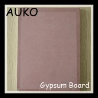 China Sale Fire Resistant Paper Faced Gypsum Board With Good Quality And Good Price on sale