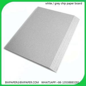 China Grey cardboard sheets / Gray cardboard on sale