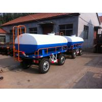China water tank trailer on sale