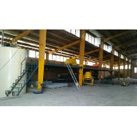 Quality High Strength Straw Board Machine with 2 - 60mm Adjusted Board Thickness wholesale